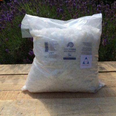 Magnesium navul 4kg past in de grote pot